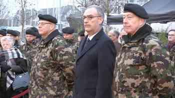 Blattmann übergibt Armee-Kommando an Rebord