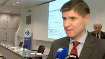 Personalabbau bei Zurich Versicherung: Das sagt der CFO George Quinn