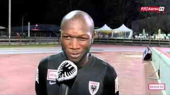 FC Chiasso - FC Aarau 1:2 - die Stimmen zum Spiel