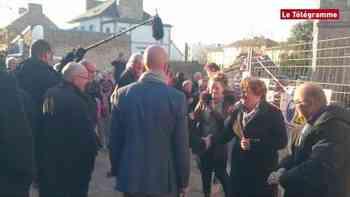 Eine Ohrfeige für Ex-Premier Valls – der Bodyguard schlägt sofort zurück