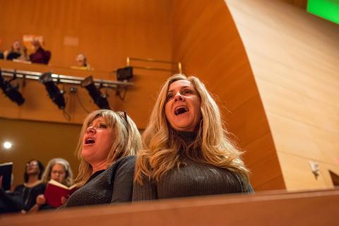 Messiah Sing-Along 2015 © Jamie Pham